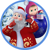 Masha and The Bear: Xmas shopping