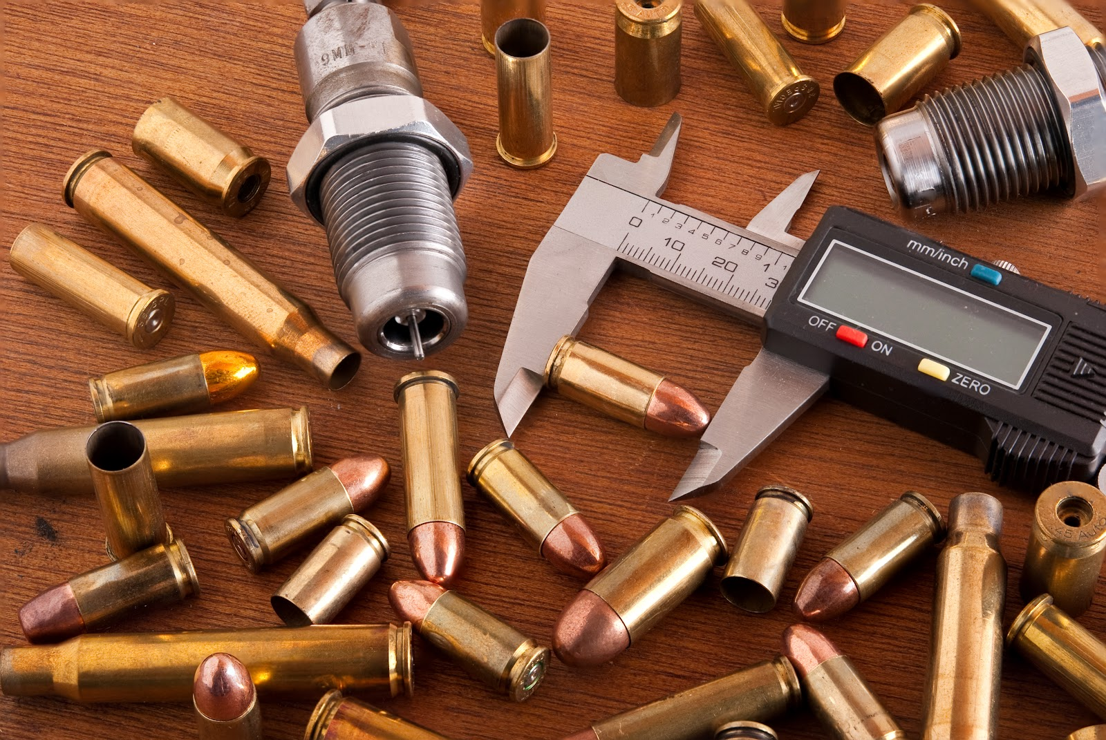 do it yourself ammunition reloading or recycling with tools