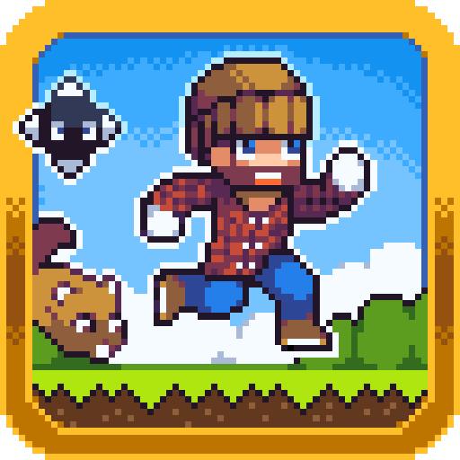 Lumber Jacked - Platform Game
