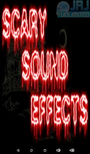Scary Sound Effects - náhled