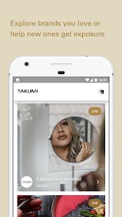 Takumi - náhled