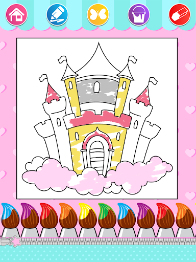 Lol Dolls Coloring Book, Lols & Dresses screenshot 14