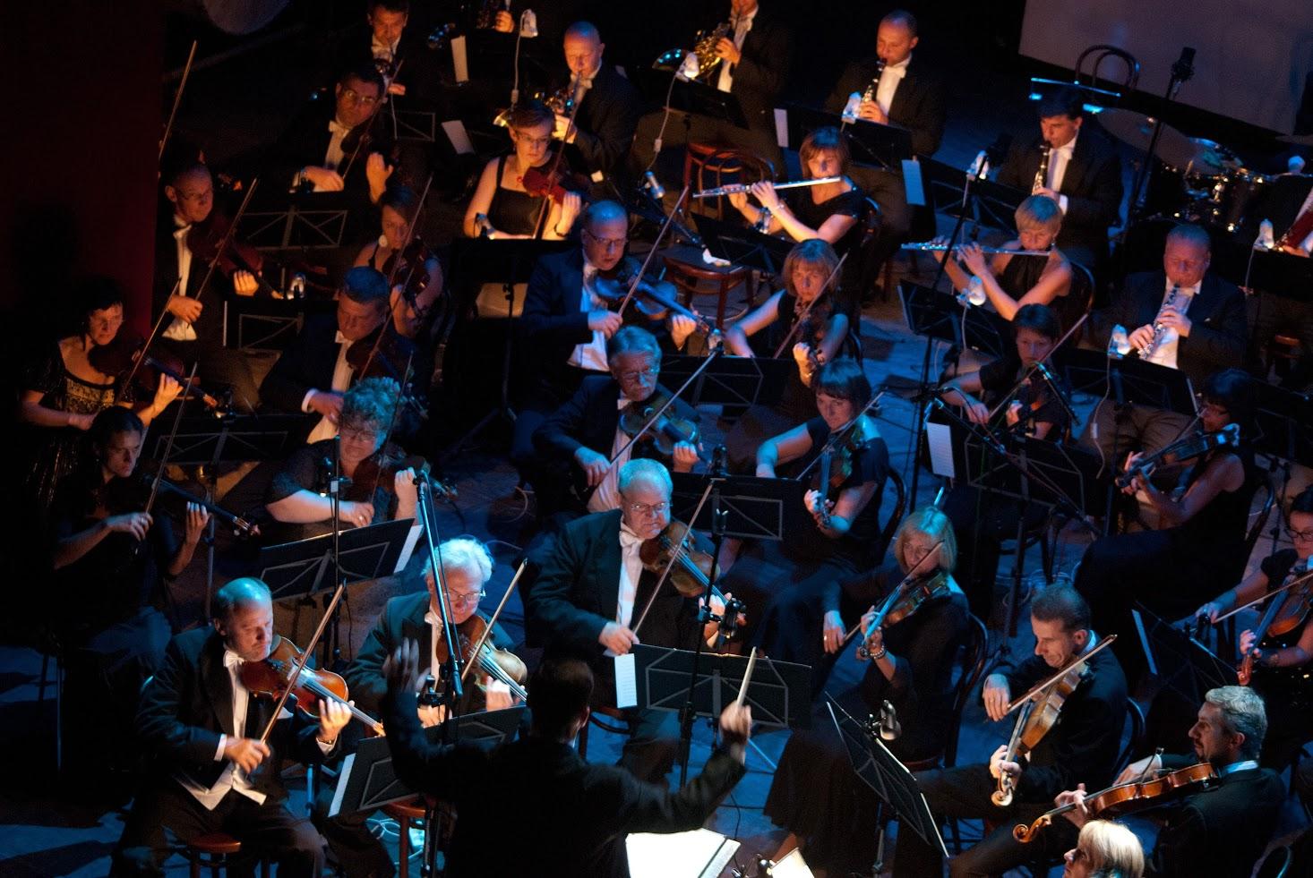 Koncert muzyki filmowej i musicalowej