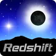 Eclipse solar by Redshift