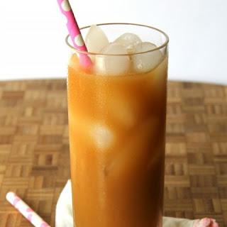 Dairy-Free Vanilla Iced Coffee