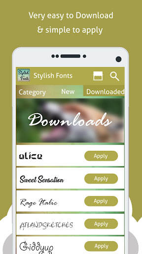 Screenshot for Stylish Fonts Free in Hong Kong Play Store