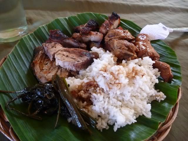 lunch at Palawan
