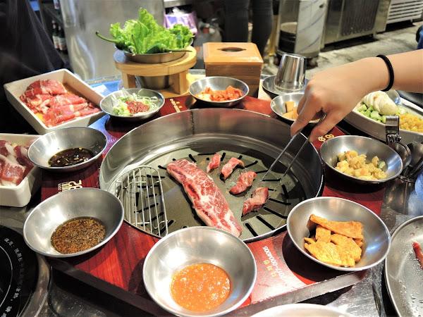 8292烤肉|台灣第一家分店正宗韓式燒烤,自己動手烤肉增添樂趣!東區韓式烤肉推薦