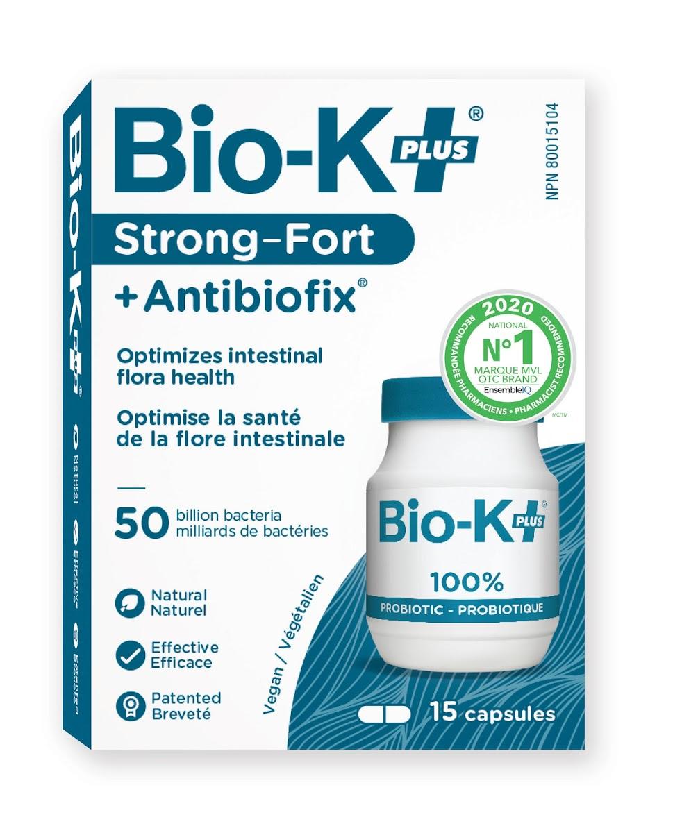 Antibiofix, 15 Caps