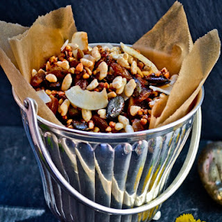 Crunchy Honey-Buckwheat Muesli Recipe