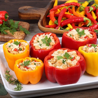 Meat Lover's Loaded Pepper.