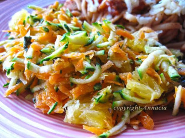 Indian Summer Salad Recipe