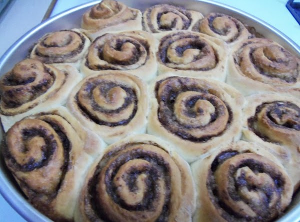 Place in a 350° oven on center rack & bake for about 20 minutes...