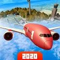 Airplane Flight Pilot Simulator - Flight Games icon