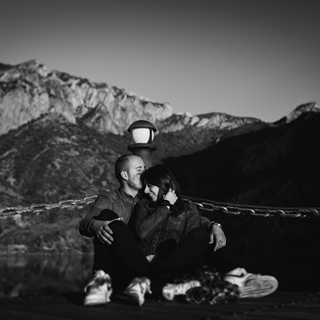 Wedding photographer Ferran Blasco reig (ferry9). Photo of 22.01.2018