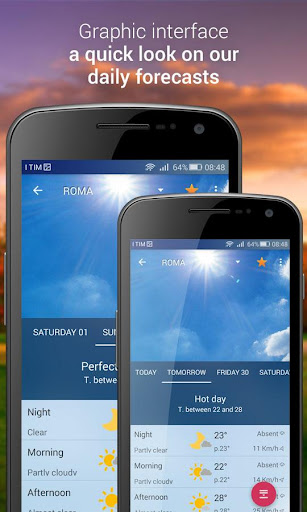 3B Meteo - Weather Forecasts  screenshots 3