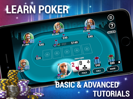 How to Play Poker - Learn Texas Holdem Offline 1.0.3 9