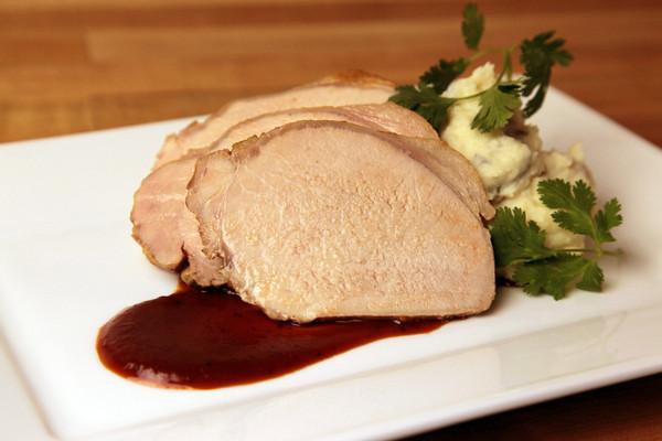 Brined Pork Loin Recipe