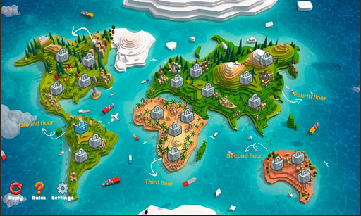 Magic Earth 0.9 screenshots 2