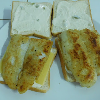 Fish Sandwiches.