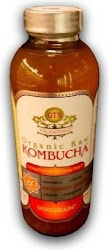 GTs Enlightened Organic Raw Kombucha Gingerade - 16oz