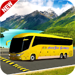 Modern Bus Game Simulator Icon