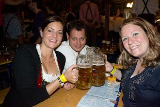Photo: Enjoying Volksfest in Stuttgart Germnay