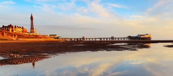 Reserva de Hotéis Baratos em Blackpool