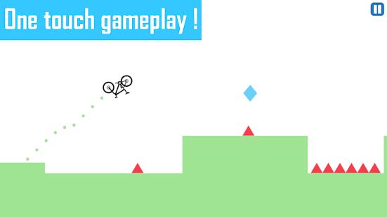 Bike Dash: Backflip Trick Rider - náhled