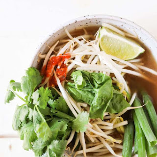 Zucchini Noodle Pho from The Big 10 Paleo Spiralizer Cookbook.