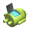 Standard Android ADK Demo Kit icon
