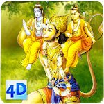 4D Hanuman Live Wallpaper Icon