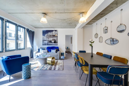 Saint Lazare Serviced Apartment, Opera