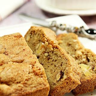 Apple and Walnut Bread