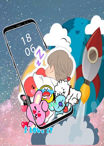 Cute BT21 Sticker for Whatsapp cheat hacks