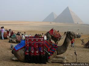 Photo: A Gizehi piramisok