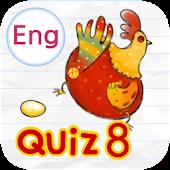 Speed Quiz 8 (English)