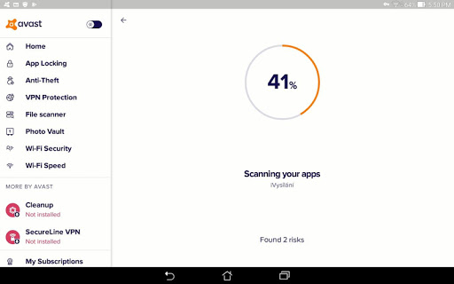 Avast Antivirus u2013 Mobile Security & Virus Cleaner 6.29.1 screenshots 11