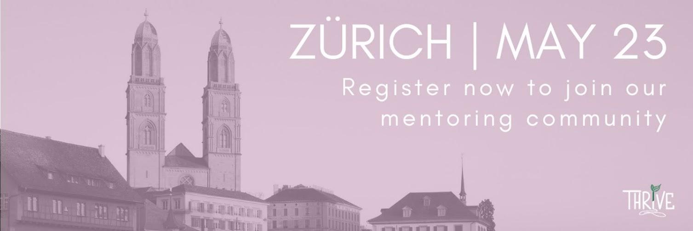 Mentor Mentee Matching Event Zurich