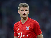 Thomas Müller test positief op COVID-19