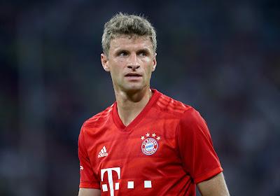 Thomas Müller prudent avant le match retour face au PSG