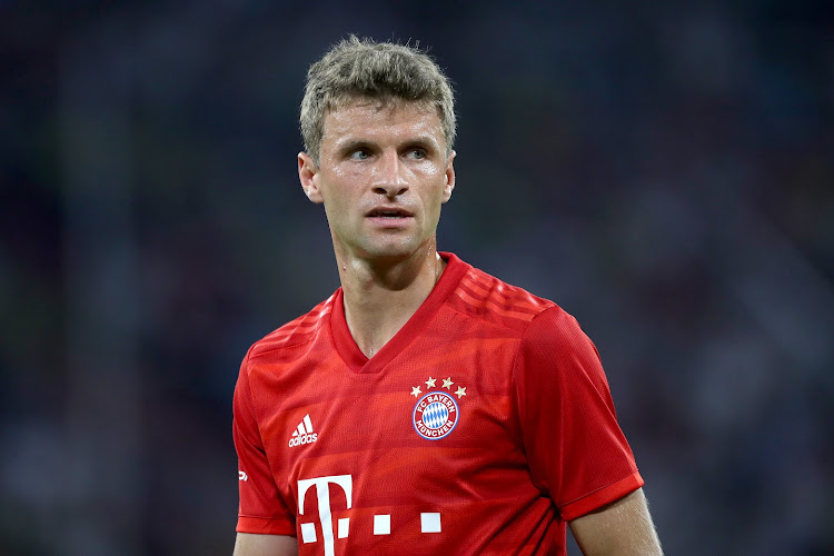 """Uitblinker Müller moest na masterclass tegen Barcelona terugdenken aan die andere historische avond: """"Maar toen hadden we niet zoveel controle als vandaag"""""""