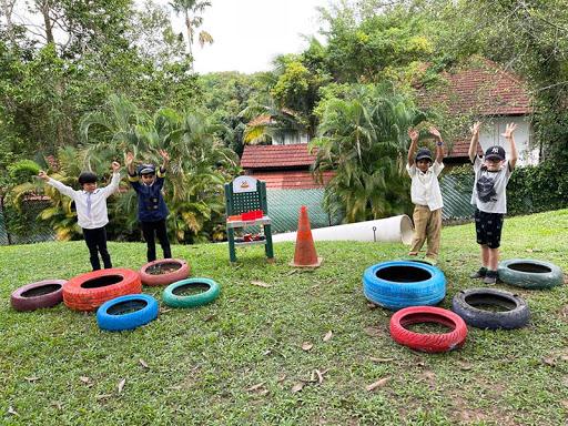 An international preschool near your home!