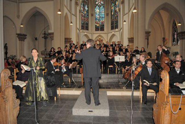 Photo: Chor- und Orchesterkonzert (Messias)  Heilig-Kreuz-Kirche, Aachen  / 26.03.2006