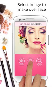 MakeUp Camera - MakeOver screenshot 1