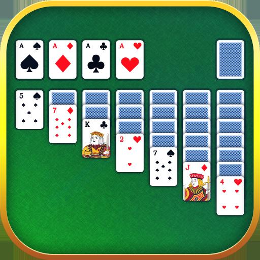 纸牌のクロンダイクソリティア LOGO-HotApp4Game
