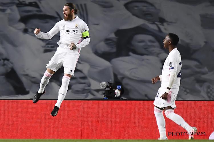"""Florentino Pérez déplore le cas """"Ramos"""": """"Je l'aime comme un fils"""""""