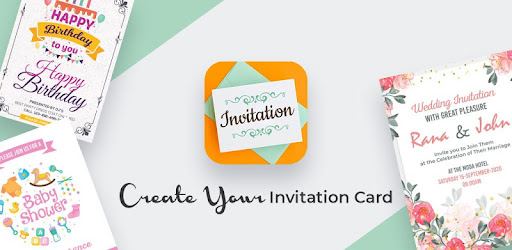 Invitation Card Maker Invite Maker Rsvp Apps On Google Play