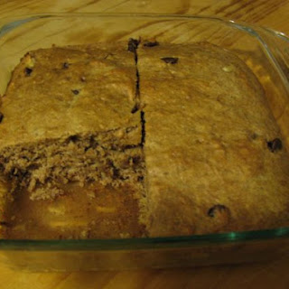 Whole Wheat Banana Chocolate Chip Bread