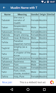 Download Muslim Baby Name with English Meaning For PC Windows and Mac apk screenshot 5